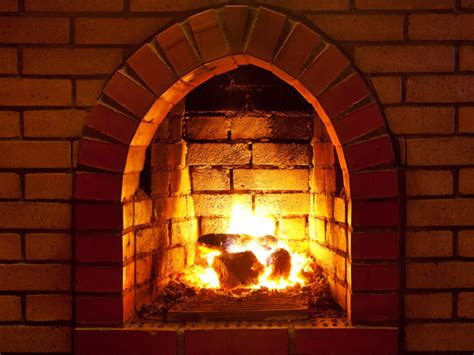 Cleaning Interior Brick Fireplace by You Gotta Hearth Cleaning The Brick Fireplace