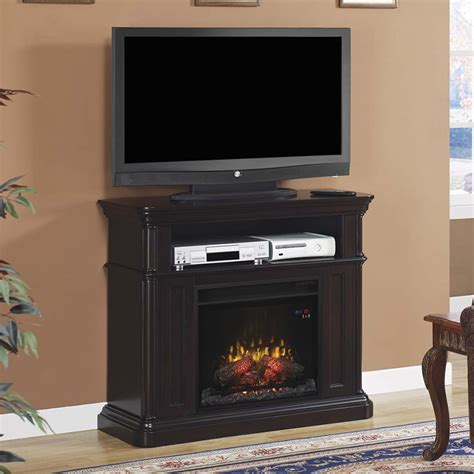 electric fireplace media centers oakfield wall or corner electric fireplace media center in