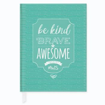 awesome ideas lined notebook journal 7x10large 120 pages books be awesome journal frecklebox