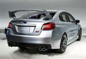 2015 Subaru Wrx Weight 2015 Subaru Wrx Sti Specs And Price Release Date Engine