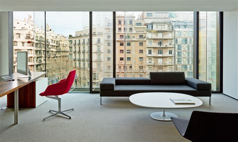 office view contemporary minimalism the new inaugure hospitality