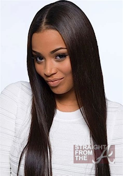 photis of lauren london on the game with blonde hair lauren london the game promo