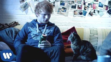 ed sheeran official ed sheeran drunk official video viyoutube
