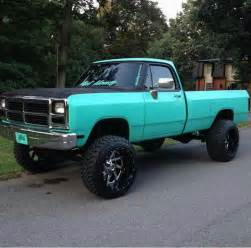 1st Dodge Cummins I D To Be The Owner Of That Blue