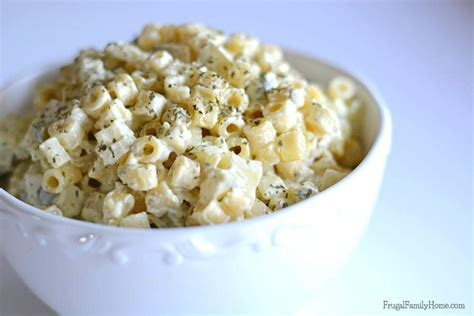 best macaroni salad myideasbedroom com best macaroni salad recipe frugal family home