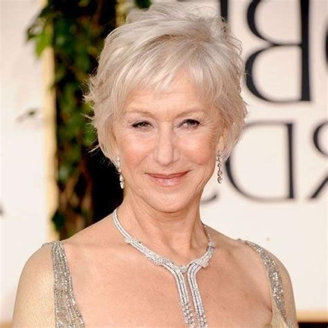 short hairstyles golden globes 20 best ideas of short hairstyles for mature woman