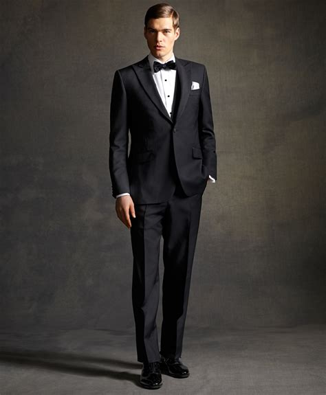 the great gatsby tuxedo men s style of the great gatsby via brooks brothers the