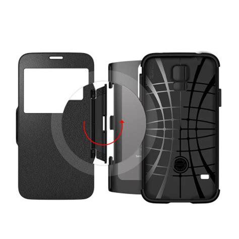 Spigen Sgp Slim Armor View For Samsung Galaxy S4 Biru spigen samsung galaxy s5 slim armor view smooth
