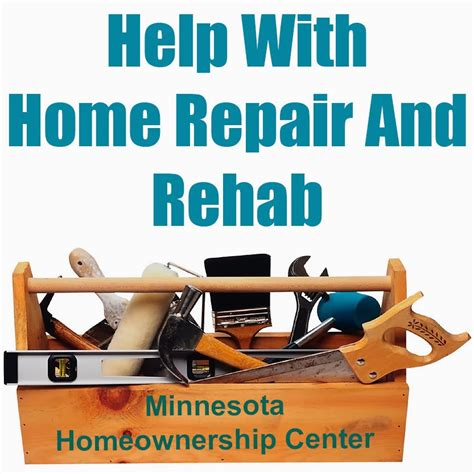 home help with home repairs in minnesota