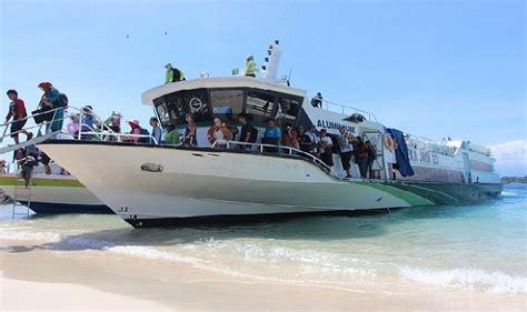 boat lombok ke gili trawangan booking kapal cepat ke gili trawangan tiket murah fast
