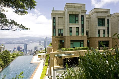 Floor Plan Of Residential House by Hong Kong Property Sells For 233 Million Luxuo