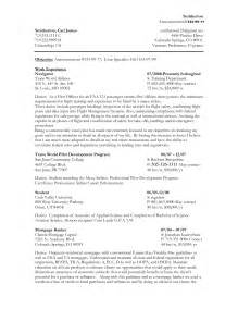 example of a federal resume samples of resumes