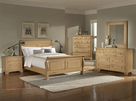 light brown furniture bedroom ideas with colored wood wall color for bedroom with light brown furniture home combo