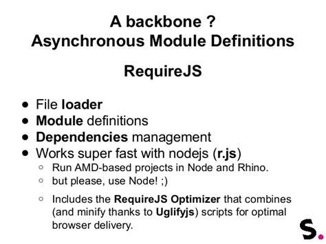 js module pattern init build tons of multi device javascript applications part