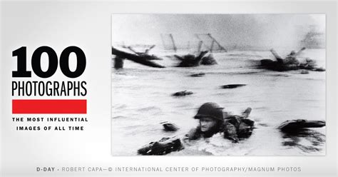photos for day d day 100 photographs the most influential images of