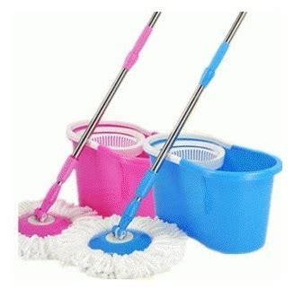 jual alat sapu pel pembersih lantai 360 magic mop swivel sweeper winchell shop