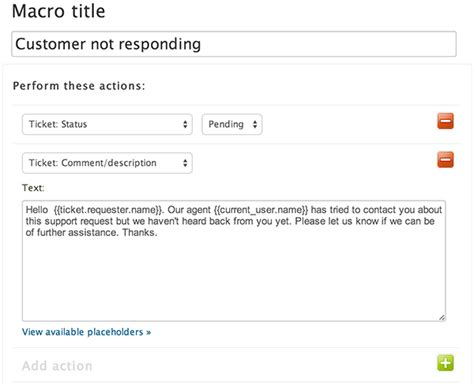 Lesson 3 Solving Tickets Zendesk Support Issue Resolved Email Template