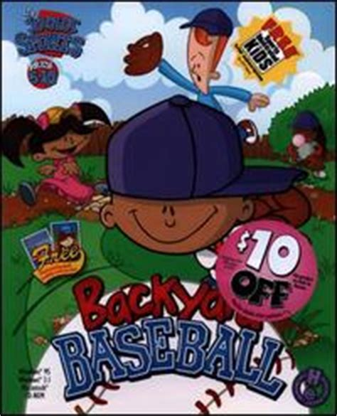 the ultimate backyard baseball team pretzel day