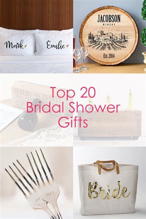 top 20 bridal shower gifts beau coup - Top 20 Wedding Shower