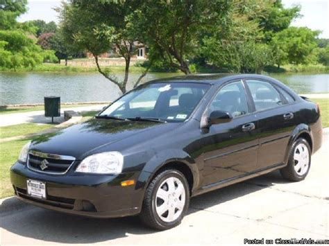 2007 Suzuki Forenza Parts 2007 Suzuki Forenza For Sale In Dallas Classified