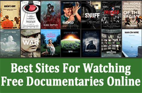 watch tv online free without downloading where to watch documentaries online for free watch free