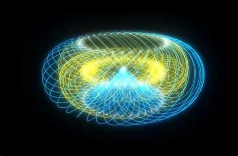 torus universe pattern this video demonstrates the golden mean vacuum of a tube