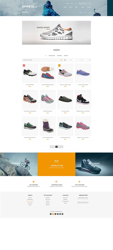 shopify themes bootstrap bootstrap shopify theme winter sports outdoors by