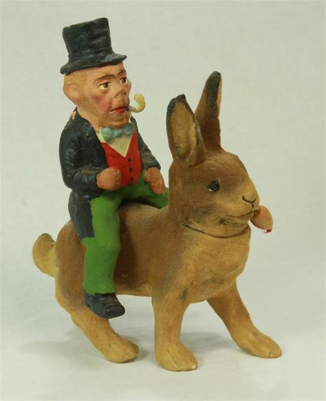 Size Antique German Easter Bunny - 1000 images about vintage st patricks day on
