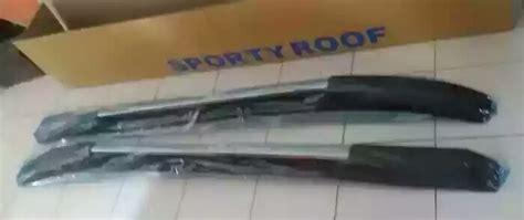Sporty Roof Roof Rail Sporty All New Kijang Innova Reborn Fiber Jual Sporty Roof Roof Rail Sporty Avanza Xenia