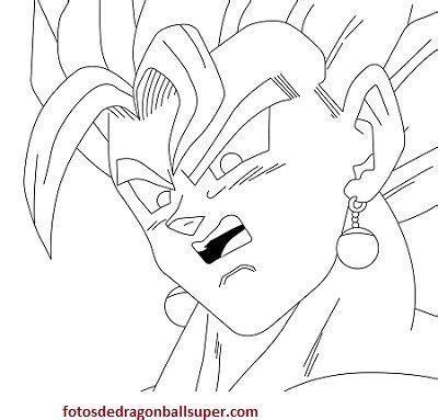 imagenes de goku y vegeta fusionados 4 dibujos de goku y vegeta fusionados en fase ssj dios