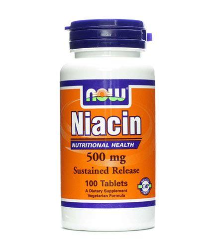 Murah Puritan Niacin 500mg now niacin 500mg 100 tabs