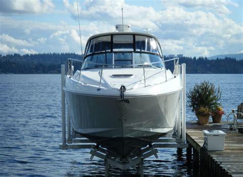 used hydraulic boat lift sunstream boat lifts 187 sunlift the original freestanding
