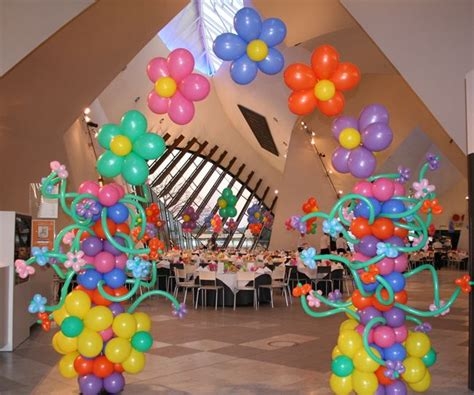 flower pattern balloon arch 554 best images about balloon flower arches columns