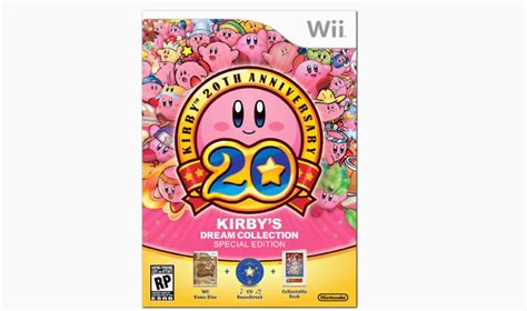 painting for wii kirby s collection special edition wii 20th