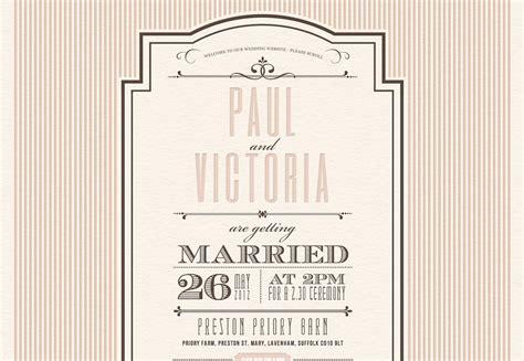 top website for wedding invitations 25 wonderful wedding websites webdesigner depot