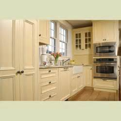 Wood Cabinets Kitchen China Solid Wood Kitchen Cabinet China Cream Color Wood