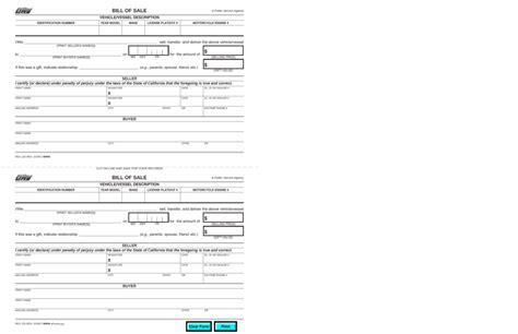 free georgia boat bill of sale form pdf word doc