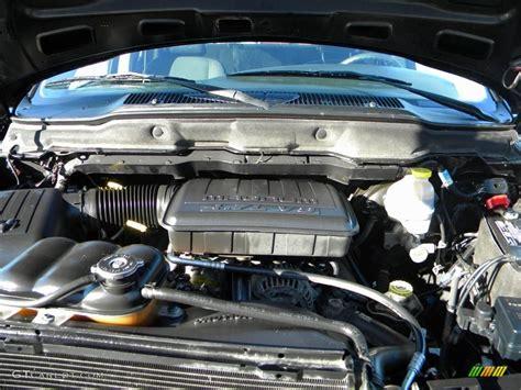 dodge ram 1500 4 7 engine 2002 dodge ram 1500 st cab 4x4 4 7 liter sohc 16