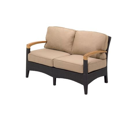 plantation sofa plantation deep seating 2 seater sofa garden sofas from