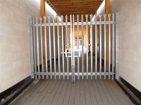 security swing gate palisade security fencing gates wolverhton west midlands