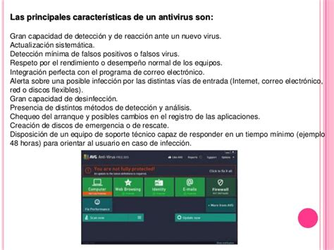 Antivirus Original virus y antivirus original