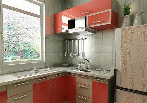 Korean Kitchen by Rural Style Kitchen With Cabinets Interior Design