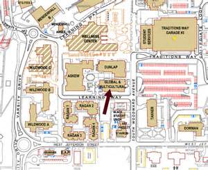 University Of Florida Campus Map by The Globe Florida State University