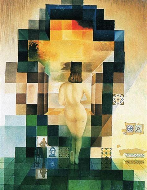salvador dali lincoln in dalivision surrealism the pbh network