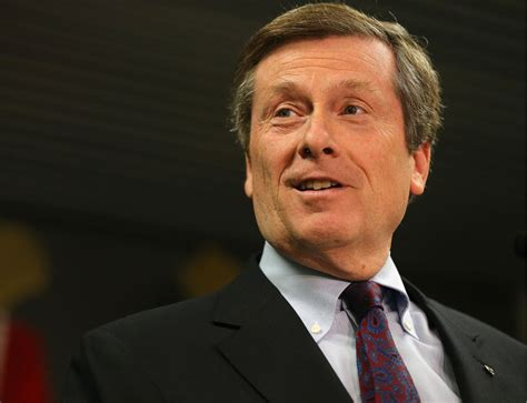 toronto mayor john torys mixed record  improvement editorial  star