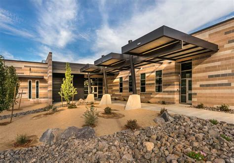 Transitional Housing by Northern Nevada Transitional Housing Center H K Architects