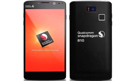 snapdragon mobile qualcomm announces snapdragon 810 mdp phone and tablet