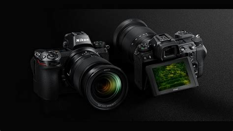 nikon z7 and z6 mirrorless fx cameras launched as company aims to take on sony technology news