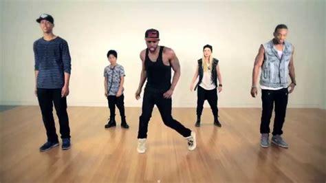 tutorial dance jason derulo jason derulo quot the other side quot dance tutorial part 2 feat