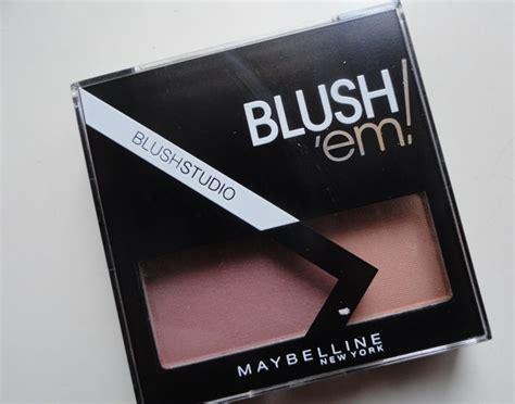 Maybelline Myb V Blush On maybelline blush studio blush em review swatches i m